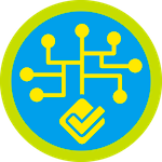 foursquare-hackathon-badge