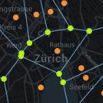 Foursquare Nutzerzahlen Schweiz - Umfrage